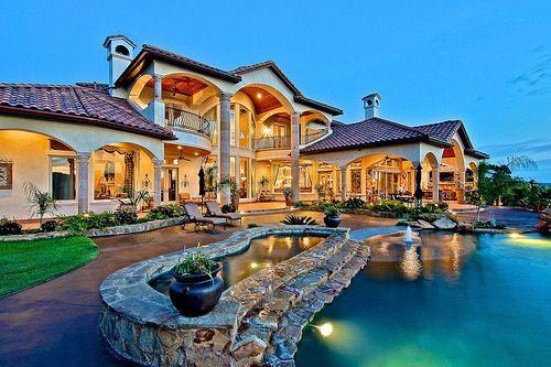 Divina casa !!! Casas Pinterest