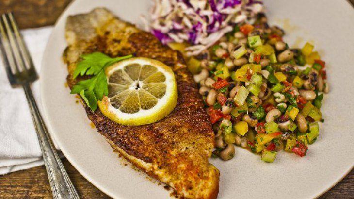 Blackened Catfish With Creole Sauce Recipes — Dishmaps