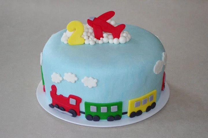 Wonderful Cake With Cars MyHomeImprovement