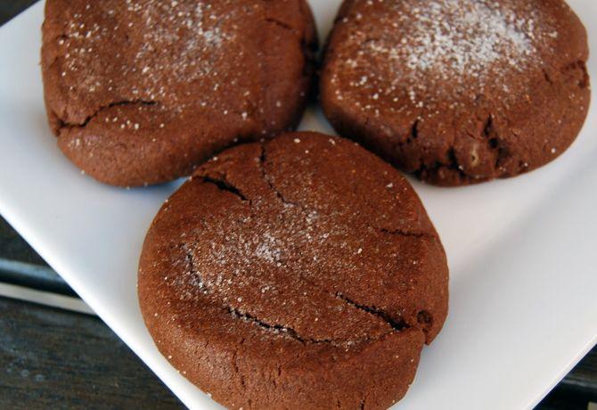 Magic Middle Peanut Butter Cookies | Food Food Food | Pinterest