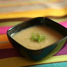 Cauliflower Fennel Soup | Recipes - soups salads wraps and sandwiches ...