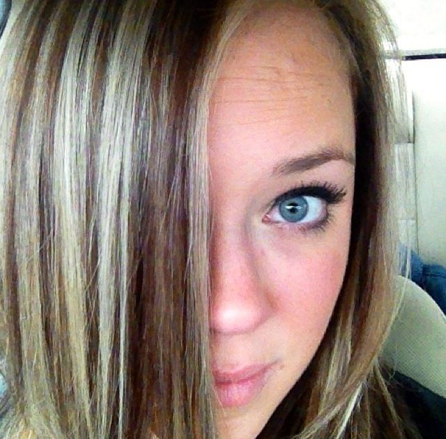 Displaying (19) Gallery Images For Chunky Lowlights In Blonde Hair...