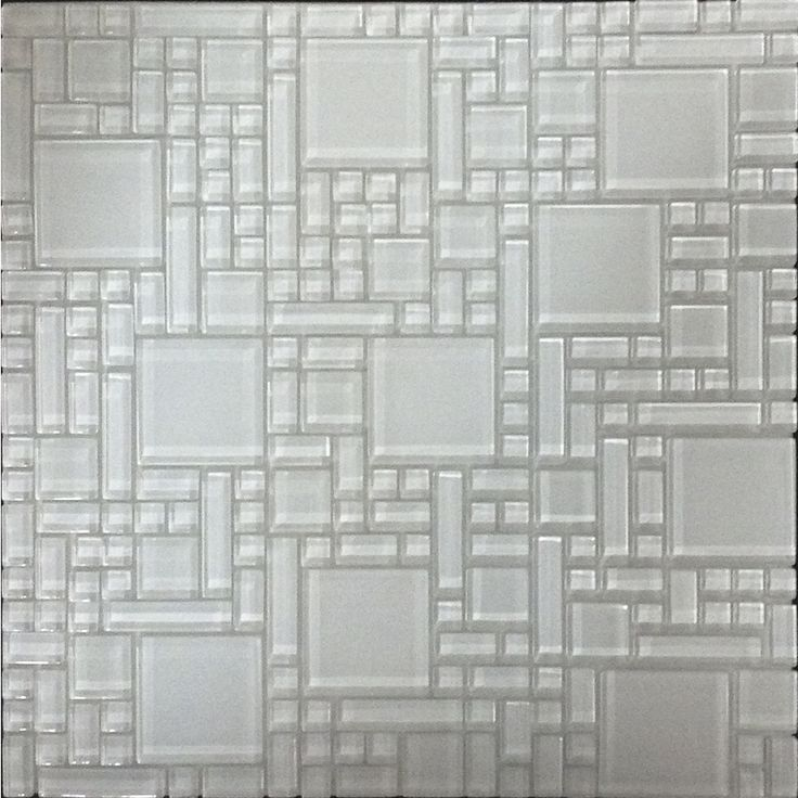 instant mosaic 12 in x 12 in 2012 white glass wall tile at