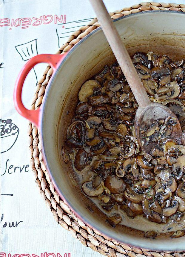 Mushroom Ragu | Food | Pinterest