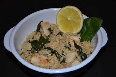 Lemon Chicken Couscous | food | Pinterest