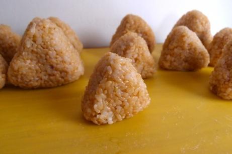 Japanese rice balls   Yumma Yumma Yumma   Pinterest