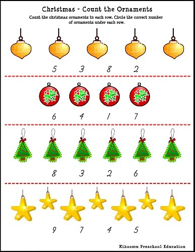 ... 500 jpeg 72kB, Christmas Counting Sheets | New Calendar Template Site