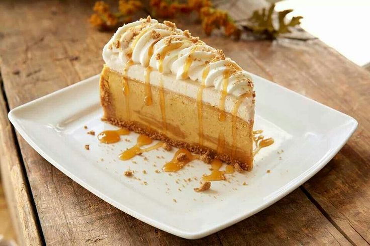 Pin by rosalinda valderrama on some of my favorite thing 39 s pinterest for Pumpkin cheesecake olive garden