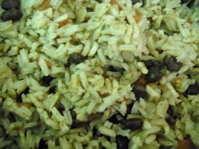 Black Bean Spanish Rice | Recipe