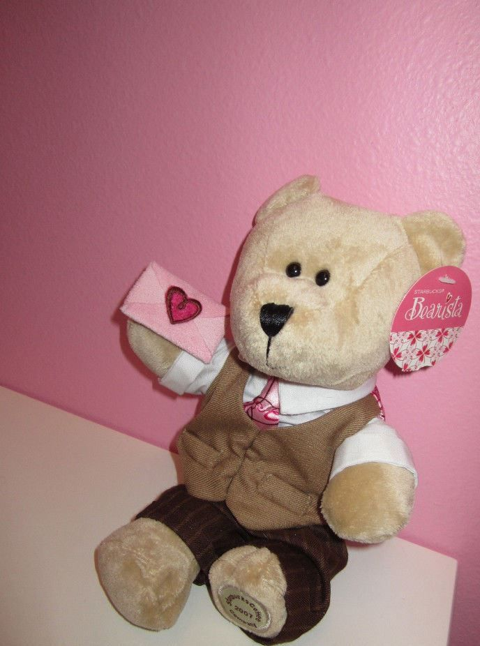 valentine's day plush teddy bears