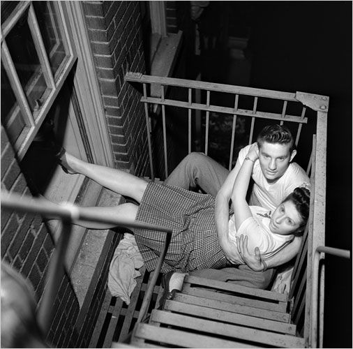 Young Lovers - 1946, photo by Stanley Kubrick