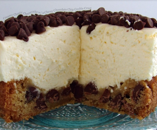 Chocolate cookie cheesecake | Happy Food! | Pinterest