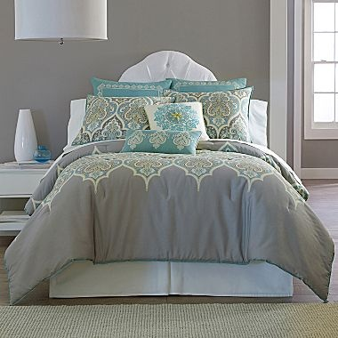 Master Kashmir Comforter Set Jcpenney New Home Ideas Pinterest