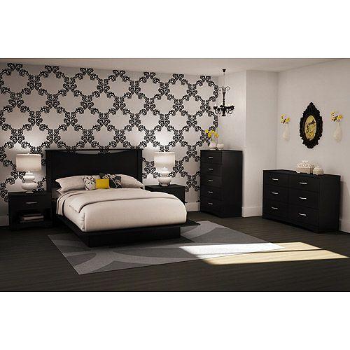 bedroom sets walmart style 4 bold chic pinterest
