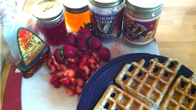 Recipe: Impossibly Delicious Gluten/Dairy Free Waffles and Pancakes