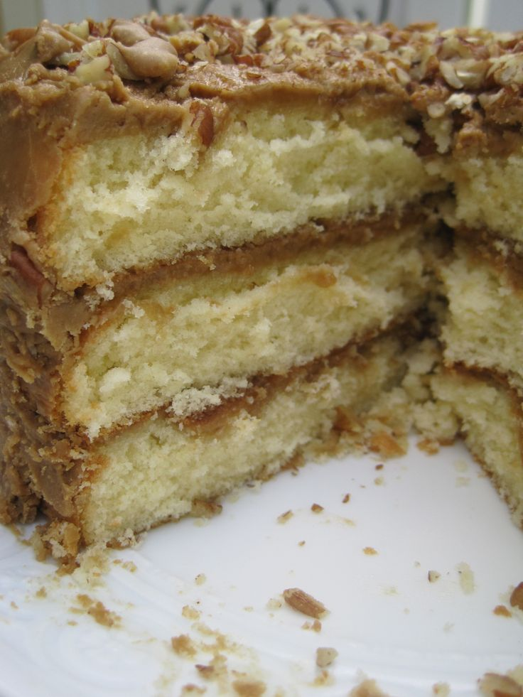 Mora's Caramel Cake- wonder if it taste like grandmas