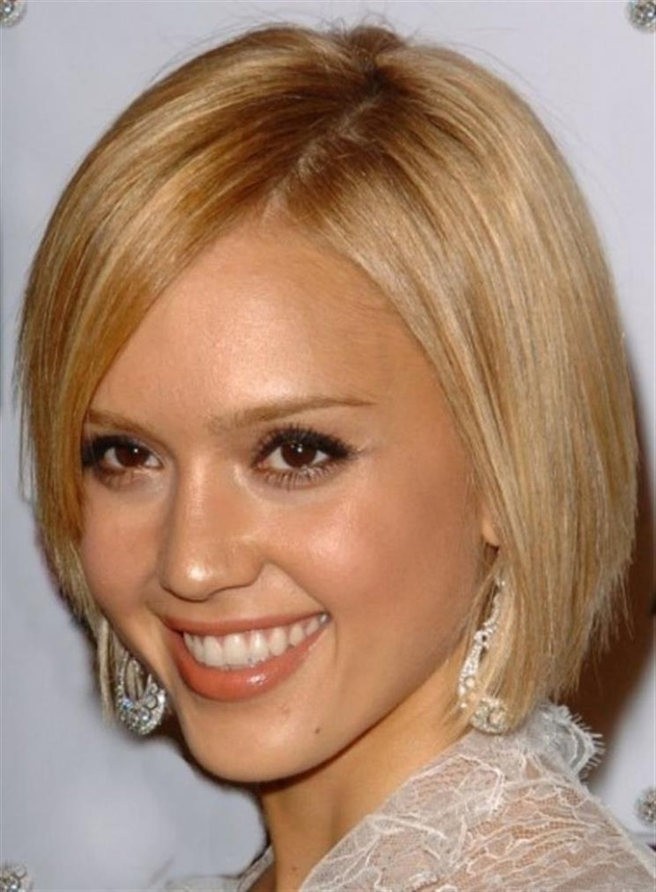 Bing short hair for oval faces Oval face make up