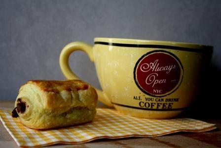 Petits pains au chocolat au lait   Desserts & Sucreries   Pinterest