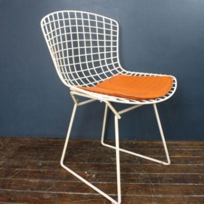 Vintage bertoia side chair homely desires pinterest