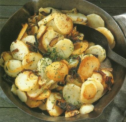 Potatoes Lyonnaise | ! Join me in the kitchen ! | Pinterest