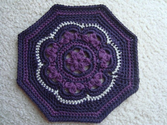 Mosaic Crochet Afghan Pattern : Pin by laurel green on My next projects Pinterest