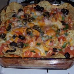 Restaurant Style Chicken Nachos | Recipe