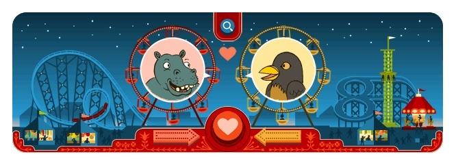 valentine's day hippo stuffed animal