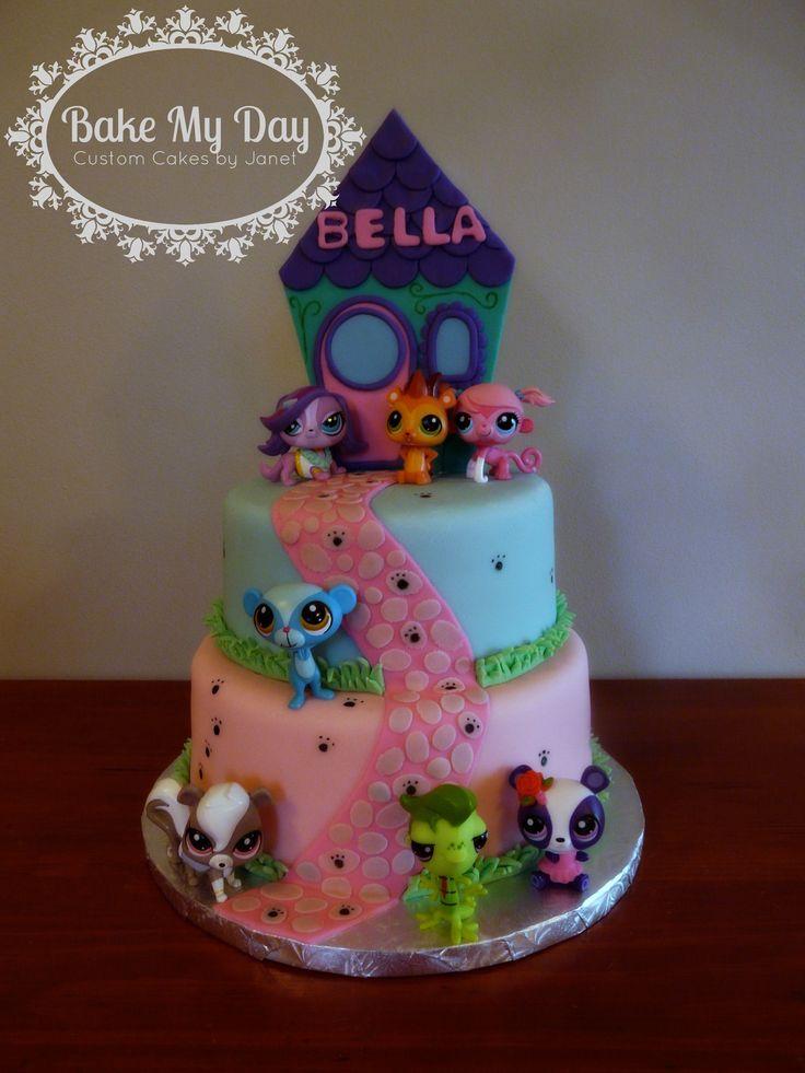 lps birthday cake