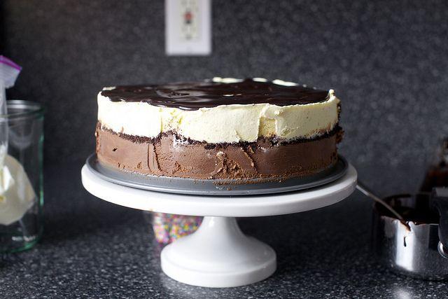 Hot fudge sundae cake by smitten | Cake | Pie | Pinterest