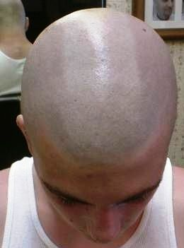 totally shaved head | shaved | Pinterest  Shaved