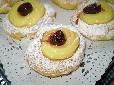 zeppole di san giuseppe | Bake | Pinterest