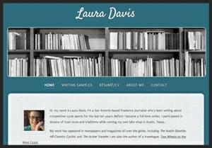 online writing portfolio