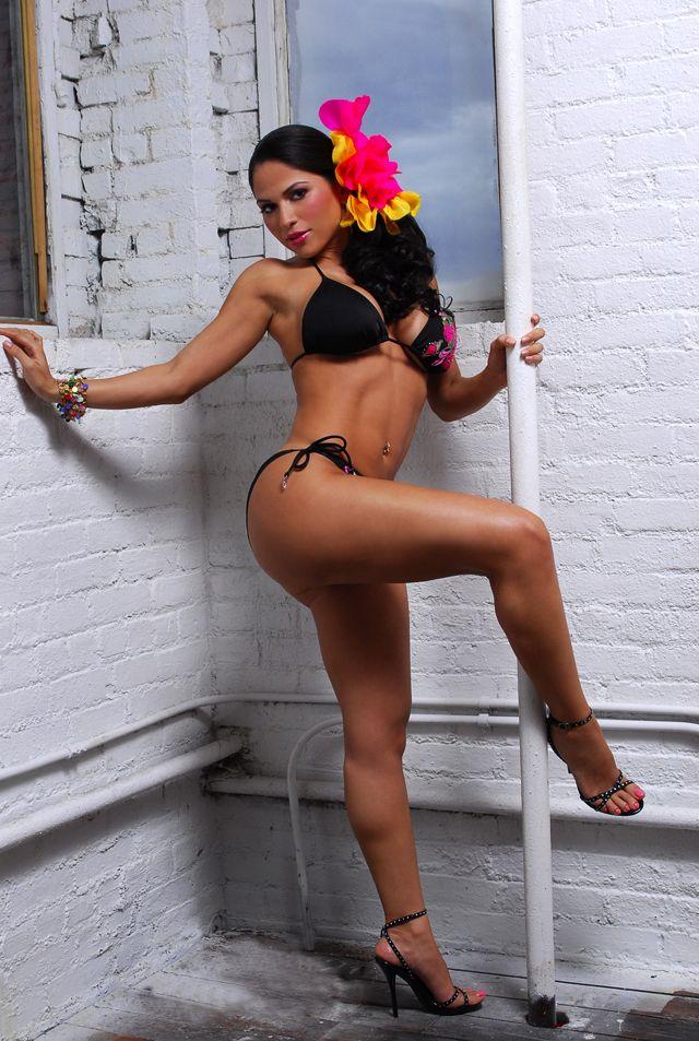 Jessica Skyy - Hip Hop Video Model