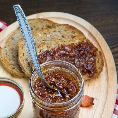 Presenting, Maple Bourbon Bacon Jam. Let the sharing begin! Sponsored ...