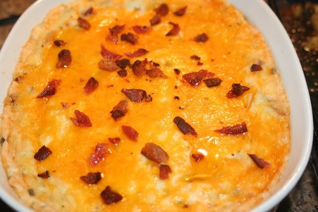 Cheddar Bacon Mashed Potatoes | Potato Recipes | Pinterest