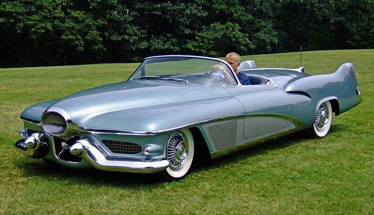 1951 Buick Lesabre Concept 4 American Classics Amp Muscle Pintere