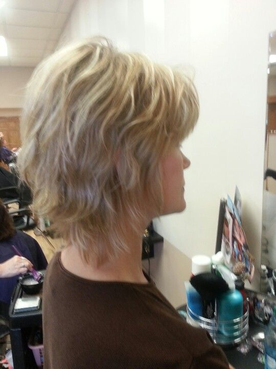 Image Result For Shag Hair Stylea