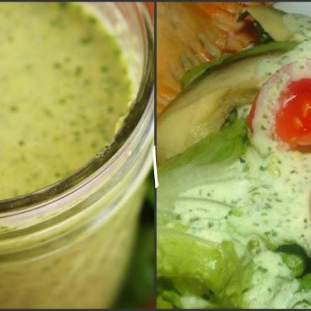 Cilantro Lime Salad Dressing | SALADS (Ensaladitas) | Pinterest