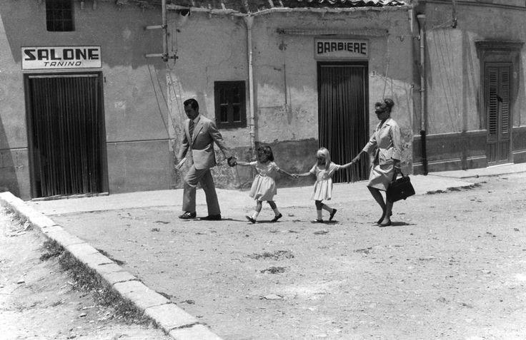 Ferdinando Scianna  Bagheria, 1961