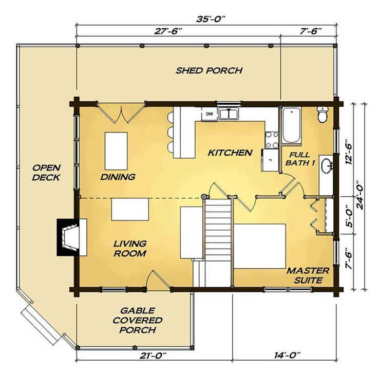 Pin by metaljoy on log home plans and elevations pinterest for Classic home designs inc