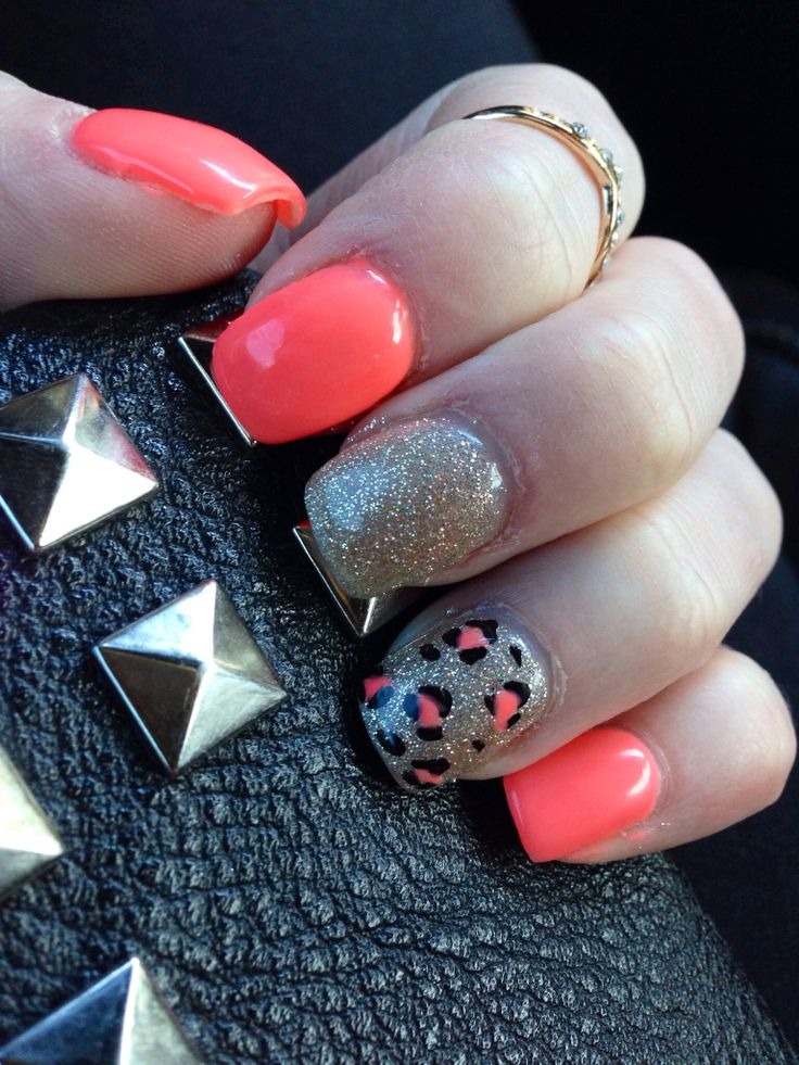 Madison's cute new spring nails! | Hmmmm, very interesting. | Pintere ...