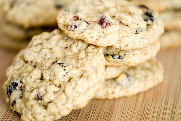 cranberry-oatmeal-cookies | Cookie Monster! | Pinterest