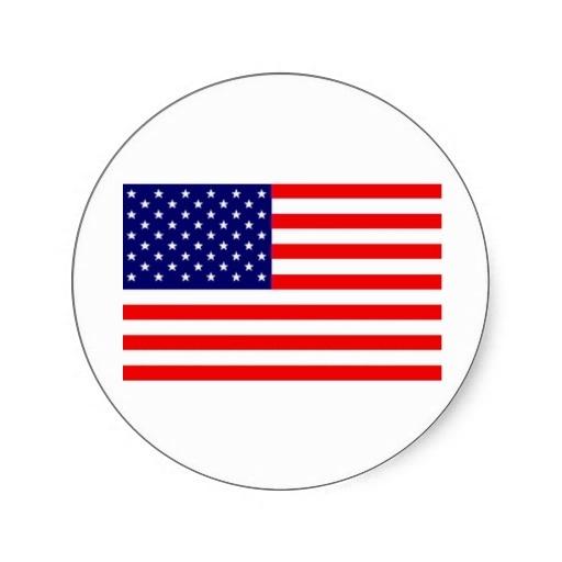 modern day american flag