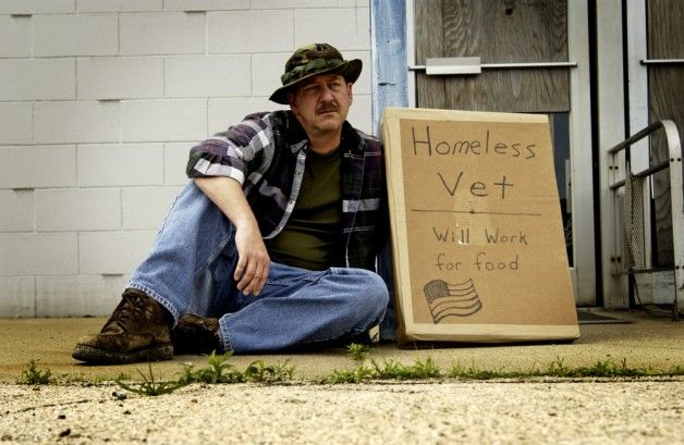 the threat of homelessness amongst our veterans Federal officials announced that the number of veterans experiencing homelessness in the  veteran homelessness drops nearly 50 percent  of our veterans,.