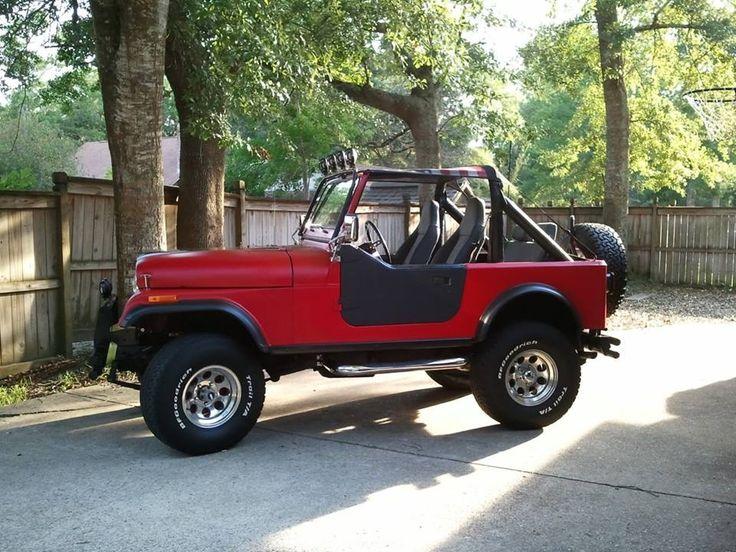 1976 jeep cj7 jeeps pinterest. Black Bedroom Furniture Sets. Home Design Ideas