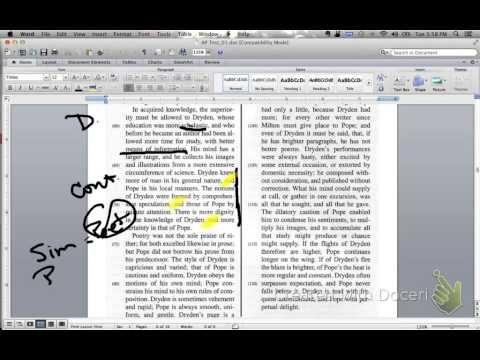 Ap lang essay