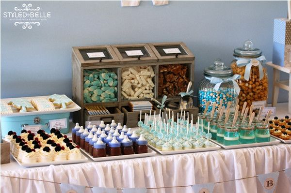 baby shower ideas for boys on a budget vintage baby boy shower food