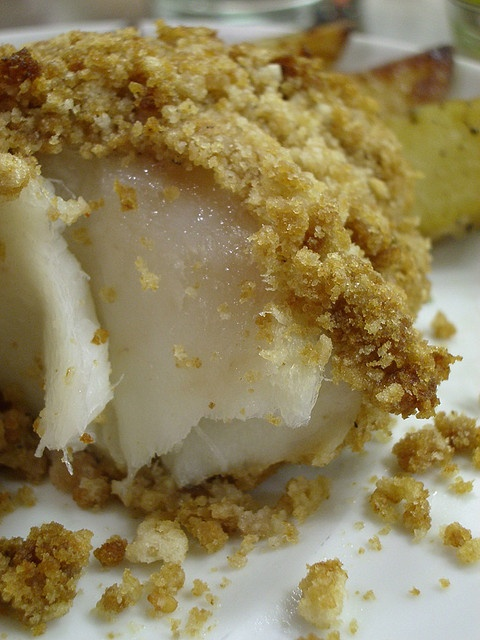 Pin by stephanie sant on recipes pinterest for Fried fish with bread crumbs
