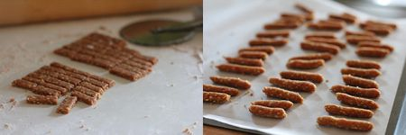 Homemade Sesame Sticks: Shaping   Baking   Pinterest