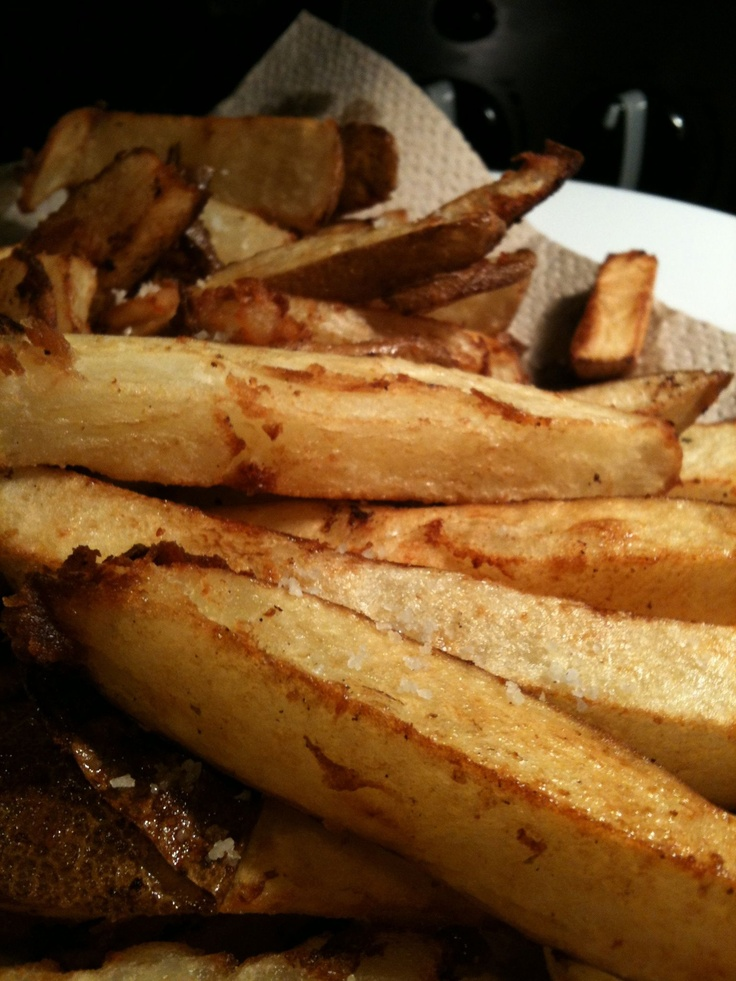 Homemade French Fries | Food | Pinterest